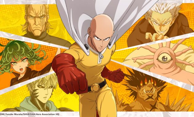 Update One Punch Man The Strongest Terbaru 2021